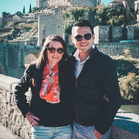 Santiago Sosa & Victoria Zapata